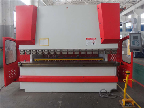 CNC Electro-hydraulic Synchro Press Brake