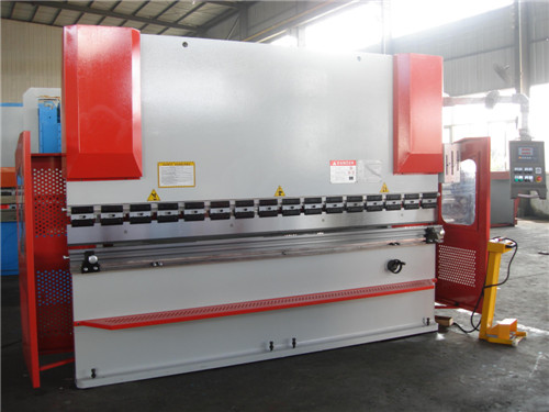 Three Cylinders Hydraulic Press Brake