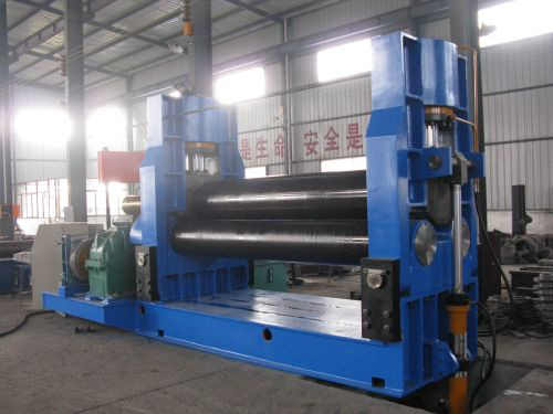 Hydraulic Symmetrical Rolling Machine